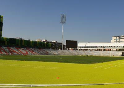 Nuevo Estadio Vallehermoso panorámica