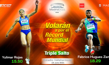 World record-holders and global medalists ready to shine in Madrid