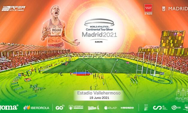 El Meeting de Madrid regresa a Vallehermoso con hambre de récords